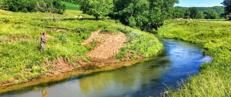 Post High-Water Report: 6/16/16