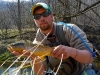 W.F.F. with a Driftless Area Brown Trout