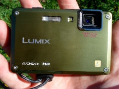 The Panasonic Lumix DCM-TS1