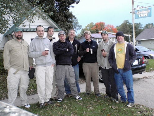 The Pet-Fly Smackdown 2010 Crew