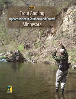 2011 Trout Opportunities Brochure: Photo Cover taken by the W.F.F.