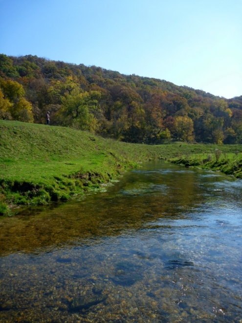 Carl and Driftless Water