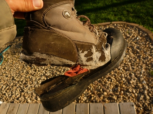 A Well Worn Boot