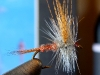 Dry Fly tied by the Winona Fly Factory