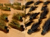 Olive and Black KML&amp;#039;s tied by The Winona Fly Factory