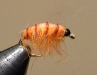 Hot Wire Orange Scud tied by the W.F.F.