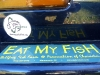 Eat My Fish: Recycled Fish
