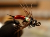 The Copper John tied Winona Fly Factory style